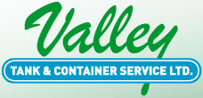 Valley Tank and Container Home Page